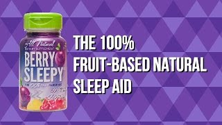 The Best Over The Counter Sleep Aid - Stop Using Medicines And Harness The Power Of Fruit