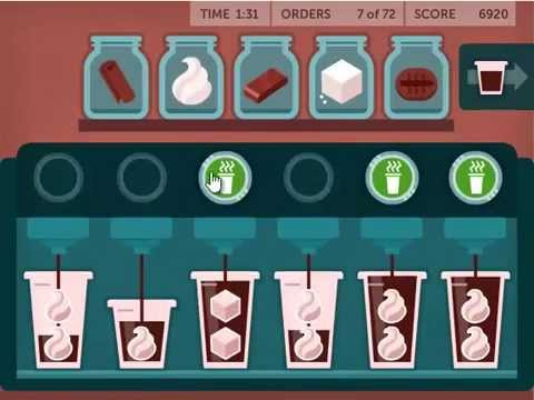 Lumosity Trouble Brewing Game – 72 cups