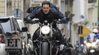 Tom Cruise's Top 5 'Mission: Impossible' Stunts
