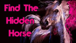 Only 1% Will Find The Hidden Horse In Under 5 Seconds
