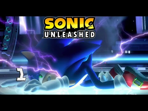 Прохождение Sonic Unleashed #1 (Наше путешествие начинается)