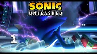 Прохождение Sonic Unleashed #1 (Наше путешествие начинается)(Группа : http://vk.com/jointchannel1 Ёж Соник, находясь на воздушном флоте космических кораблей, пытается остановить..., 2015-06-14T19:05:22.000Z)