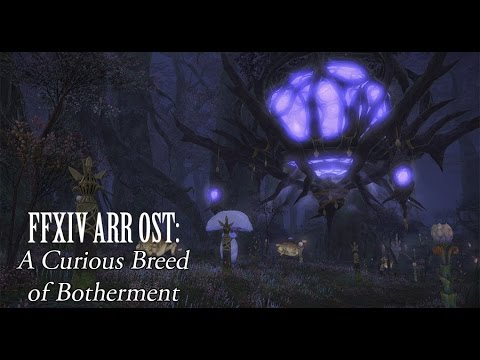 FFXIV OST Sylph Theme ( A Curious Breed of Botherment )