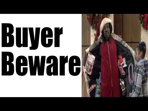 Buyer Beware - Conscious Scams and Legal Fiction