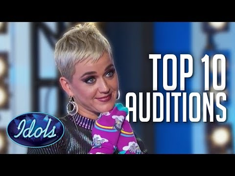 KATY PERRY'S TOP 10 Auditions On American Idol | PART 1 | Idols Global