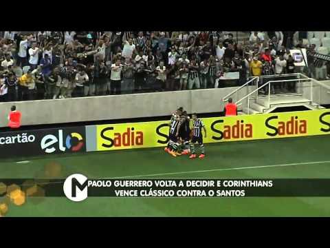Mesa Redonda - Brasileirão 33ª Rodada: Corinthians X Santos (09/11/14)