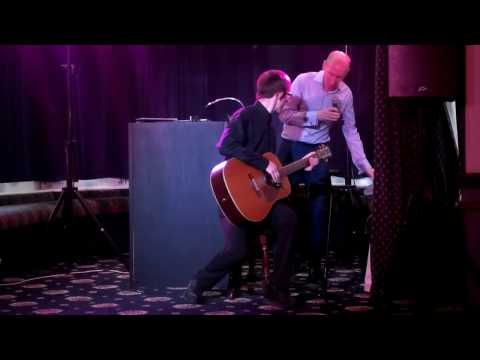 Jack Barrett- I Spy- Live at Penstowe Manor 13th July 2017