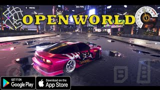 CrashMetal (Midnight Club Mobile) New Open World Racing Game High Graphics Android/IOS 2020