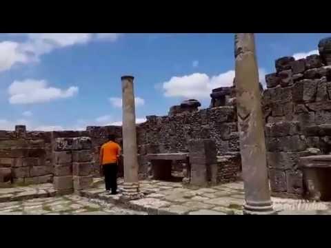 Ruine romaines de Djemila . 16.06.2015 By Snake_h