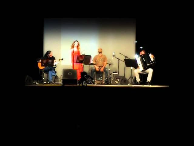 LIBERTANGO  - Nadia Martina, Marcello Zappatore, Fabio Zurlo e Ovidio Venturoso