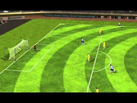 FIFA 14 Windows Phone 8 - Santa Fe VS Sheffield Utd