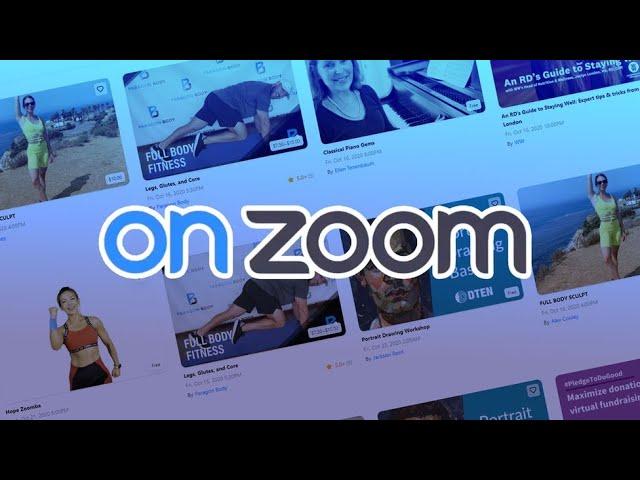On ZOOM - Um novo meio de ganhar dinheiro Online