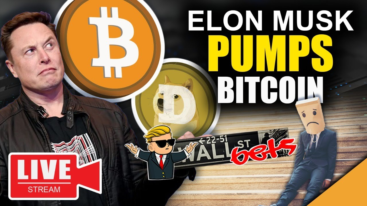 Elon Musk Bitcoin - Tesla S Elon Musk Bitcoin And ...