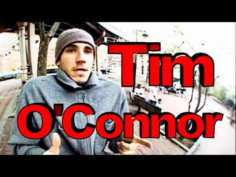 Tim O'Connor (IN absentia - Late 90's B-roll)