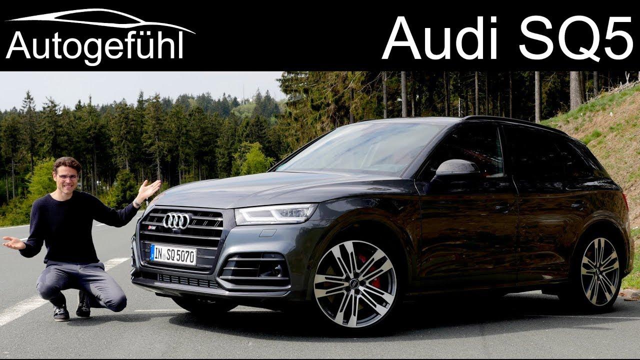 Kelebihan Audi Sq Tangguh