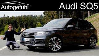 Audi SQ5 FULL REVIEW 2020 - Autogefühl