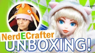 NerdECrafter Unboxing: Pokemon Art Swap Mystery Package!
