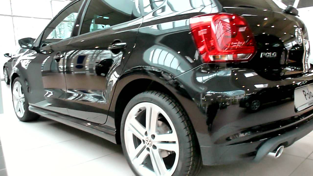 vw polo 1 4 tsi r line 5 doors 85 hp 177 km h 109 mph 2012 see also playlist youtube. Black Bedroom Furniture Sets. Home Design Ideas