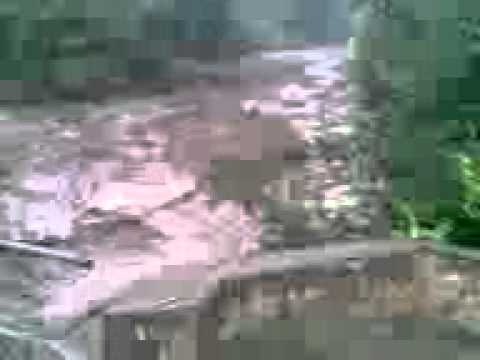 Flood in aghal swat