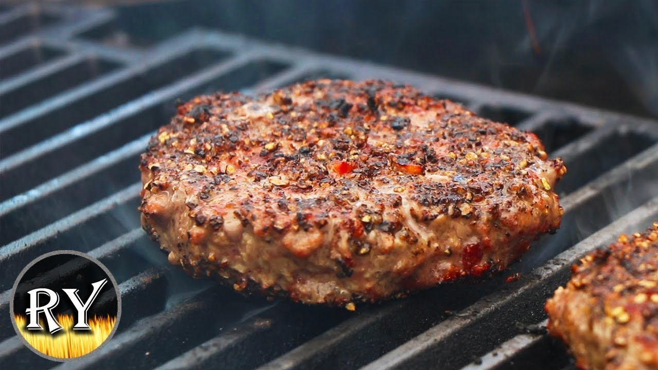 How To Cook Hamburgers On Weber Kettle