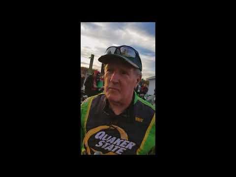 Inside Track TV  Gary Elliott 800 consecutive starts