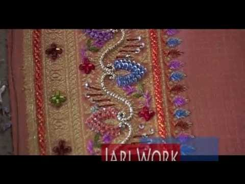 Handicrafts Of Gujarat Art Work Youtube