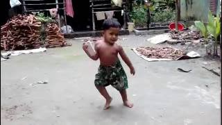 Baby Dance Competition Funny Video bd