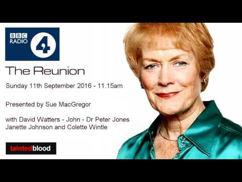 The Reunion - BBC Radio 4  - Sunday 11th September 2016