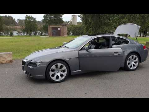 2005 BMW 645Ci Coupe