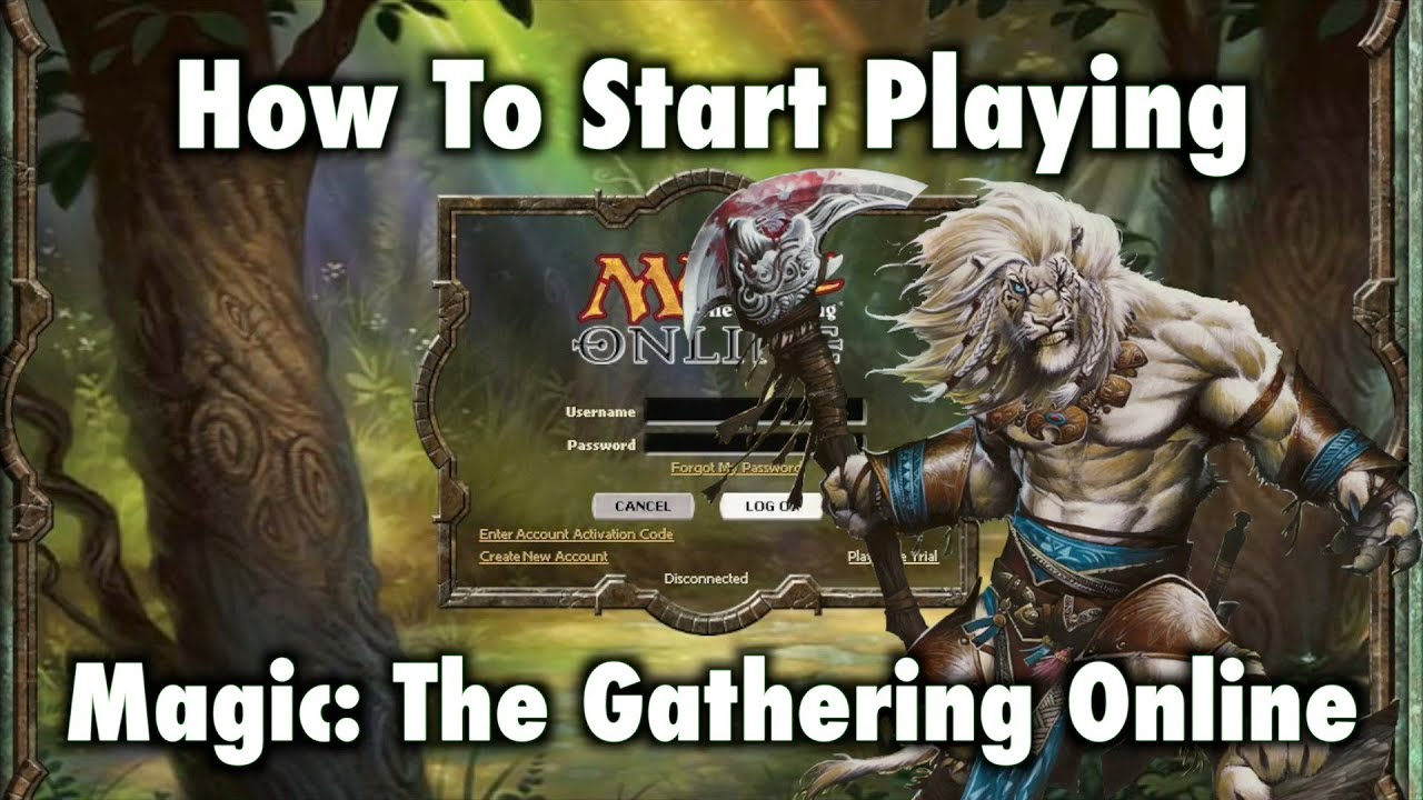 play magic the gathering online mac