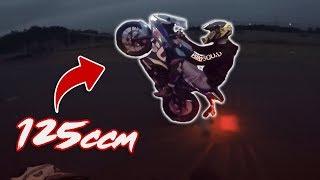Wheelies mit 125cc?! Suzuki GSX-R 125