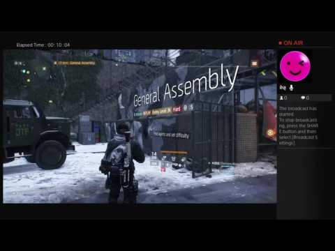 Penetratium1983's Tom Clancy The division Bliss Holster Farming