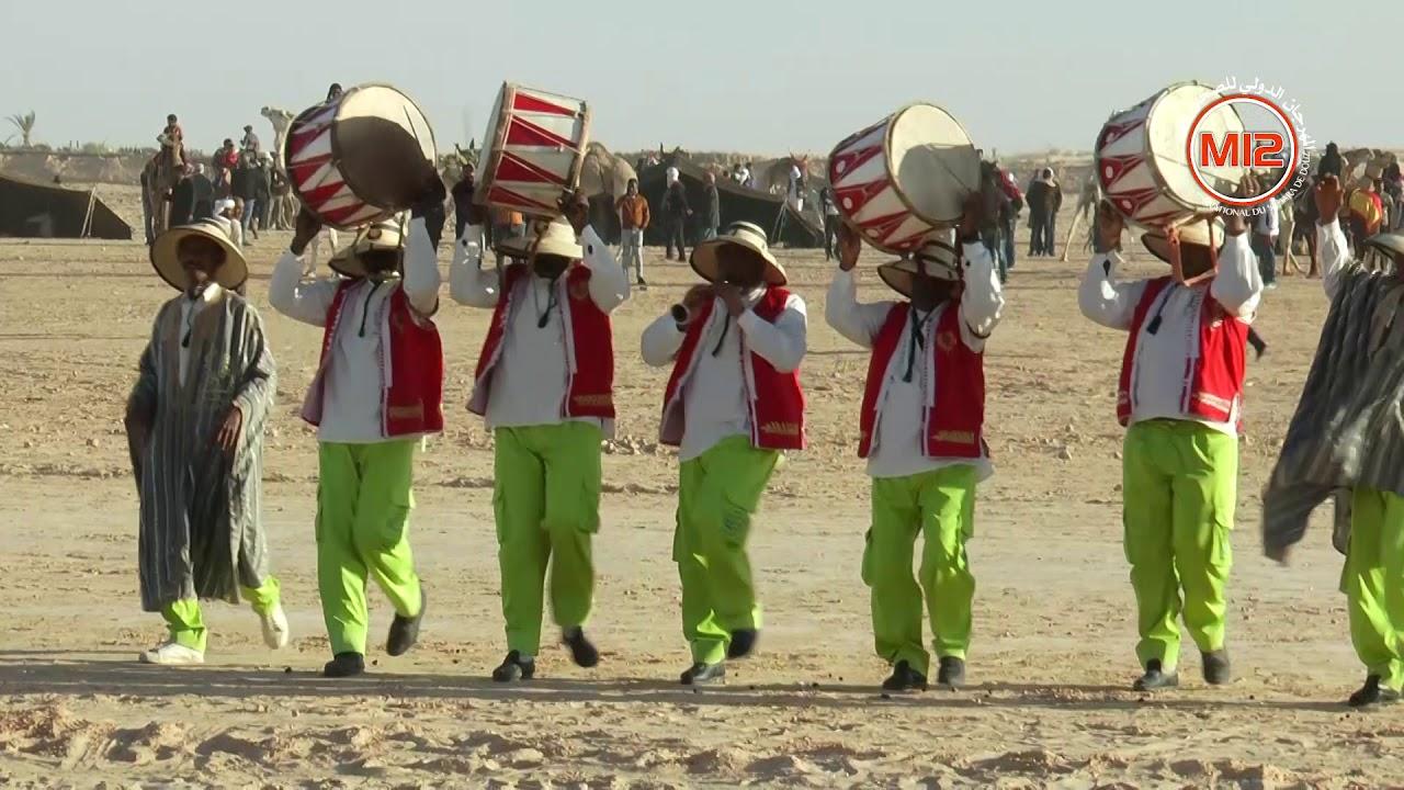 المهرجان الدولي للصحراء بدوز الدورة 52 : اليوم الثاني بساحة حنيش