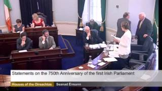 750th Anniversary of the first Irish Parliament
