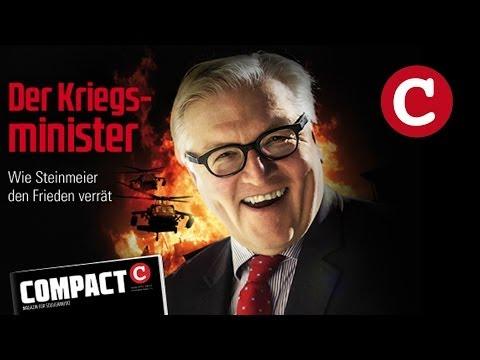 COMPACT 6/2014 - Der Kriegsminister - Wie Steinmeier den Frieden verrät