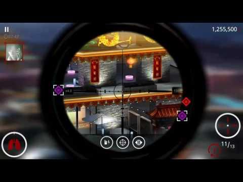Hitman sniper get 2100000 and 2 target body disposals! !