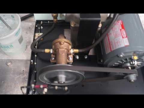Trio-Tech Model 481F Bubble Tester Filtration System
