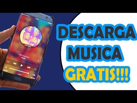 LA MEJOR APLICACION PARA BAJAR MUSICA GRATIS!!!!