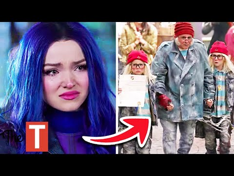 Descendants 3 Heartbreaking Backstories Of The Villain Kids from YouTube · Duration:  5 minutes 10 seconds