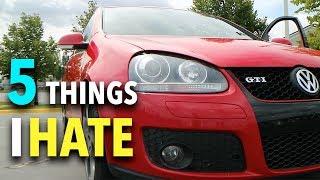 Volkswagen GTI (2006) Videos