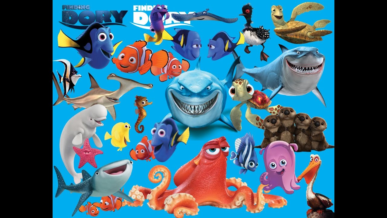 finding dory in london zoo 2016 pixar characters real. Black Bedroom Furniture Sets. Home Design Ideas