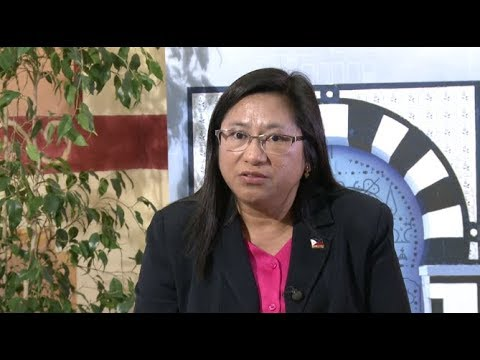 ITU INTERVIEWS @ WTIS-17: Maria Teresa Garcia, Department of ICT, Philippines