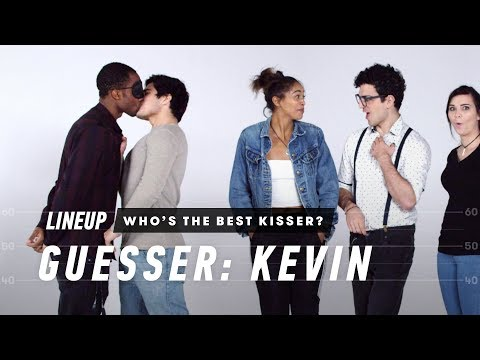 Who's The Best Kisser (Kevin) | Lineup | Cut