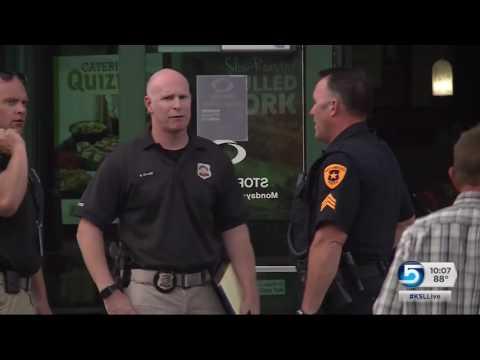 Woman critically injured in shooting at Salt Lake Quiznos