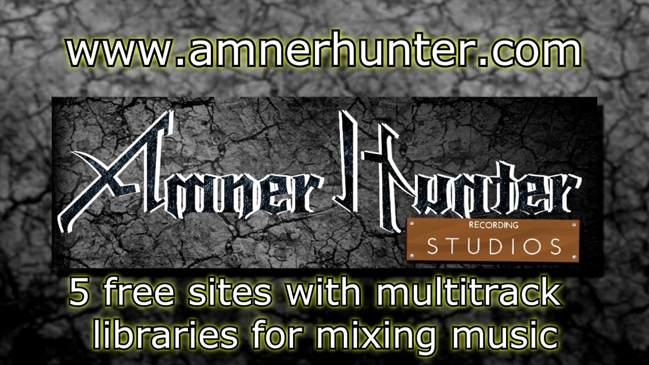 5 Free Sites with Multitrack Libraries for Mixing Music