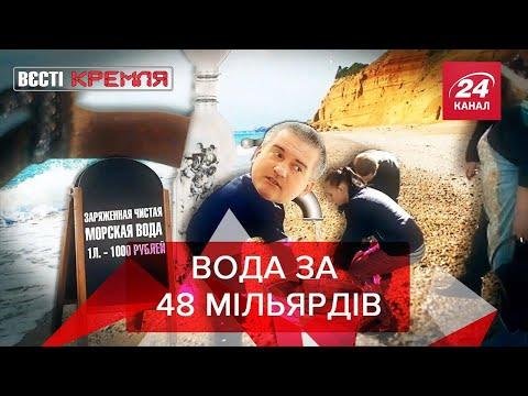 Кримська вода стає