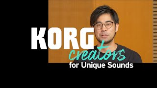 KORG Creators - for Unique Sounds Vol.1