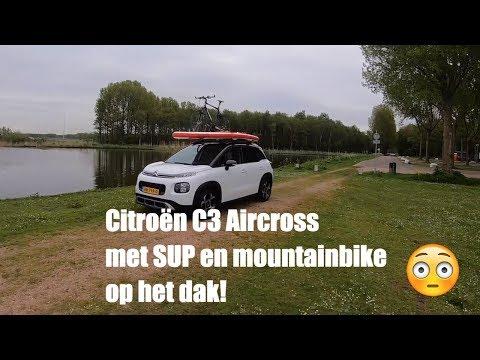 Review: Citroën C3 Aircross een auto voor een Actieve levensstijl?