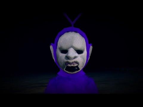Slendytubbies 3 - New Tinky Winky Scream