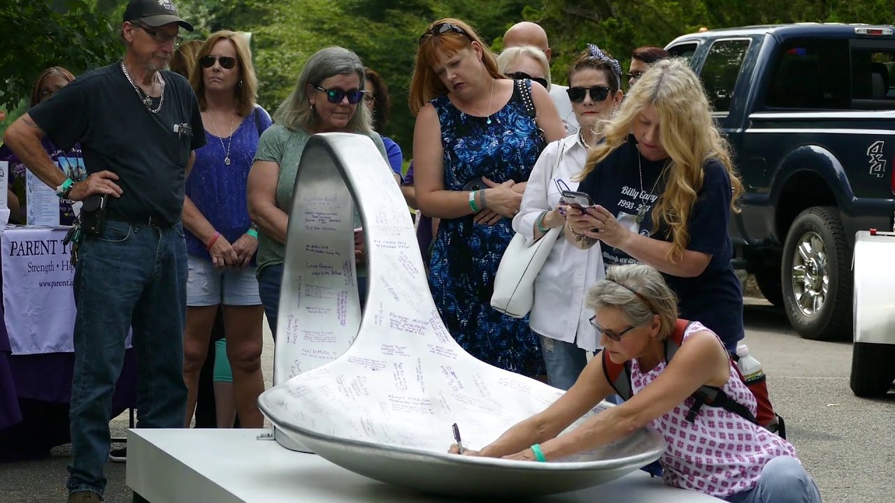Opioid Spoon Project comes to Grounds For Sculpture